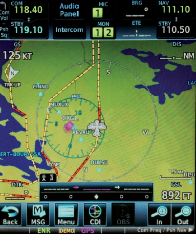 Garmin GTN 5.13 Magazine Aviation