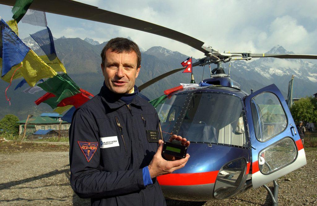 Everest en helico, magazine aviation