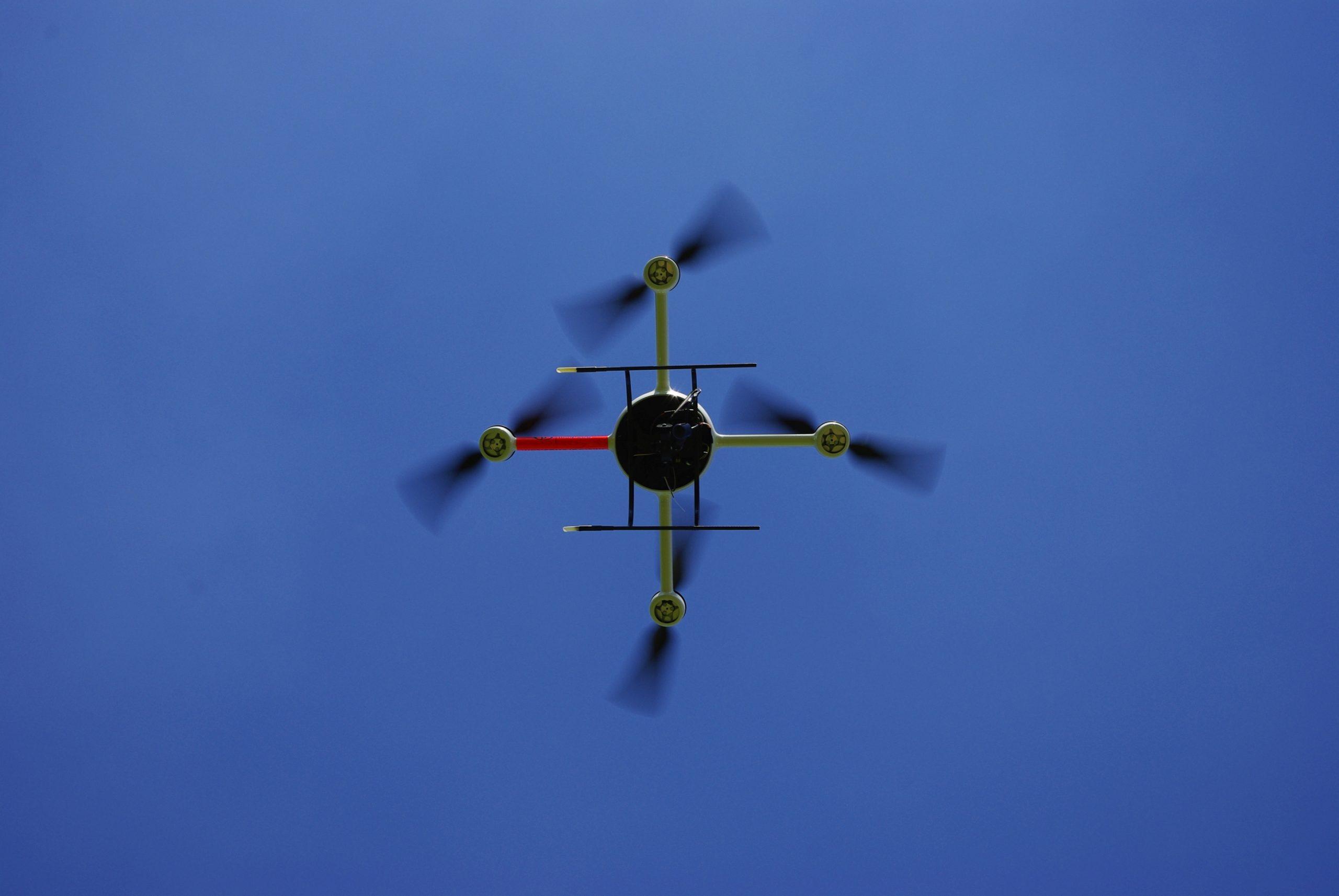 Du nouveau chez les drones!