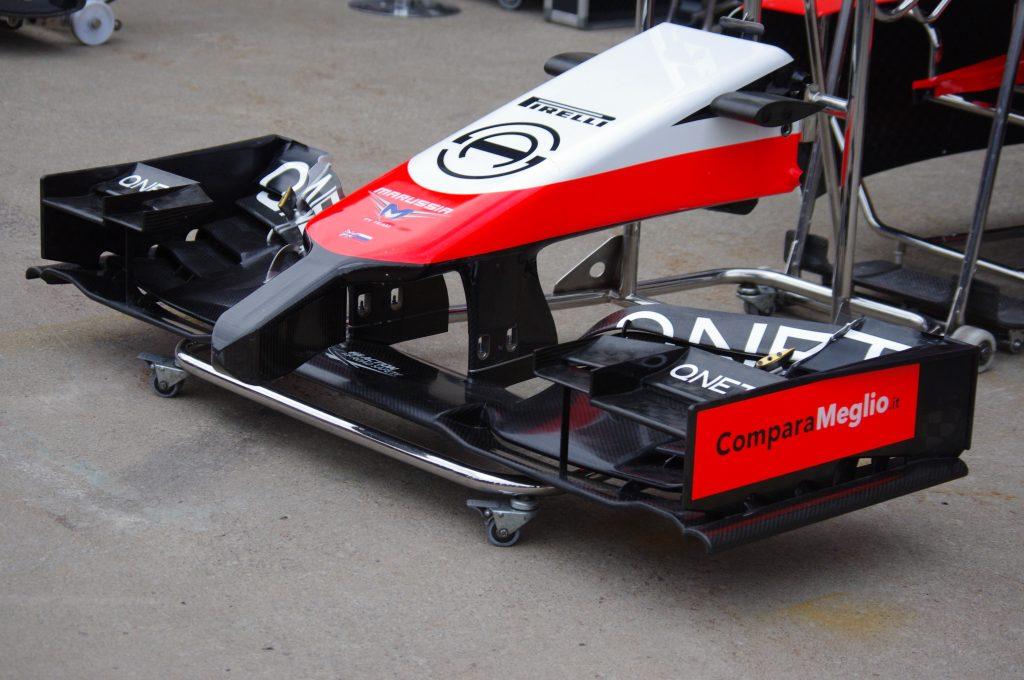 De l'aéronautique à la Formule 1