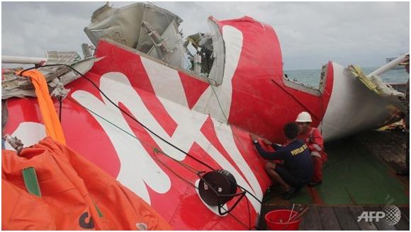 Air Asia QZ8501; Une autre perte de contrôle en vol?