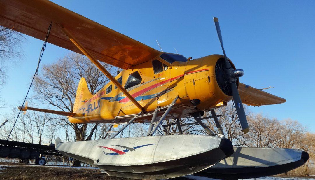 DE HAVILLAND DHC-2 BEAVER Mk. I